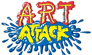 Fal Uni Presidential candidates Art Attack challenge