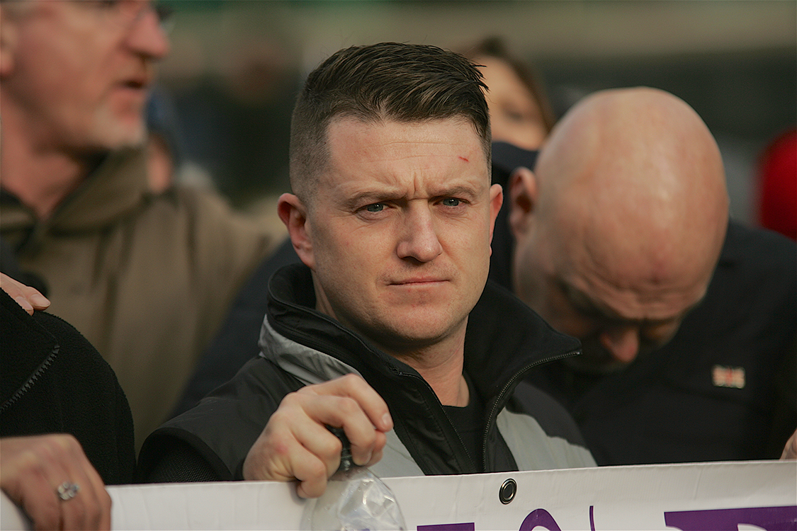 Tommy Robinson's Panodrama: Exposing the truth or fake news?
