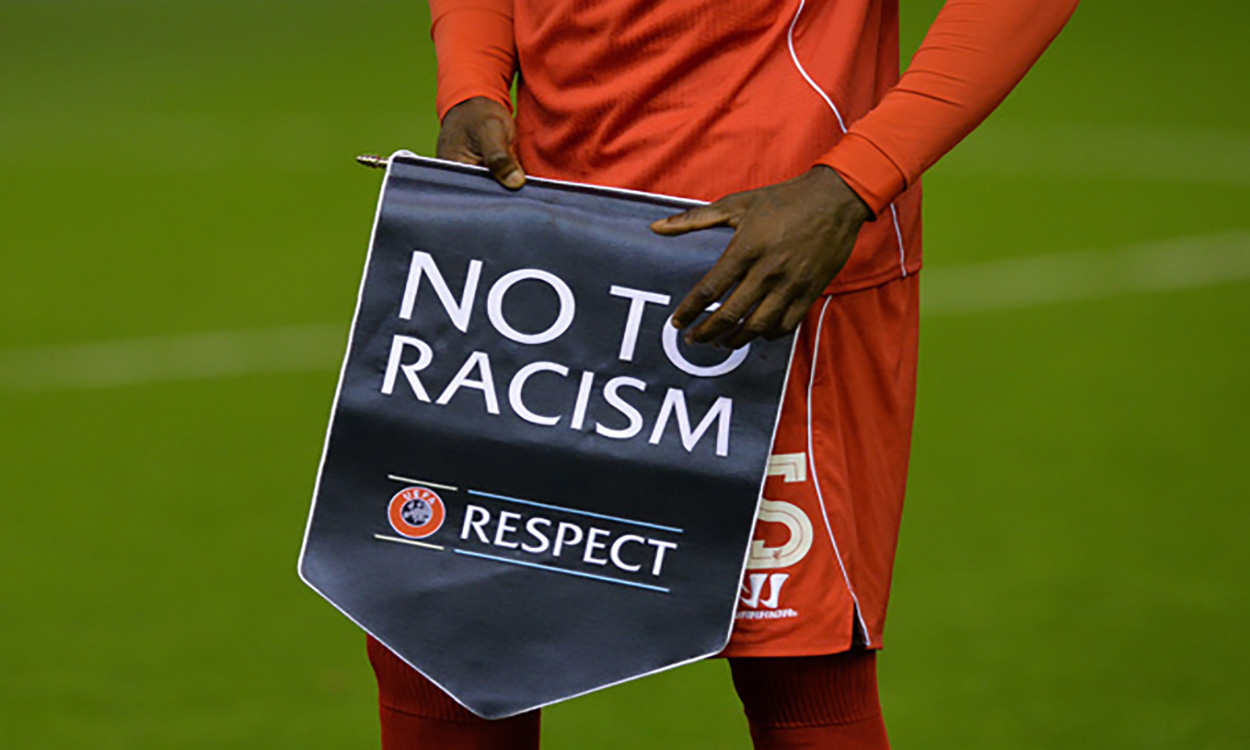 Discrimination in football: How are the FA tackling it?