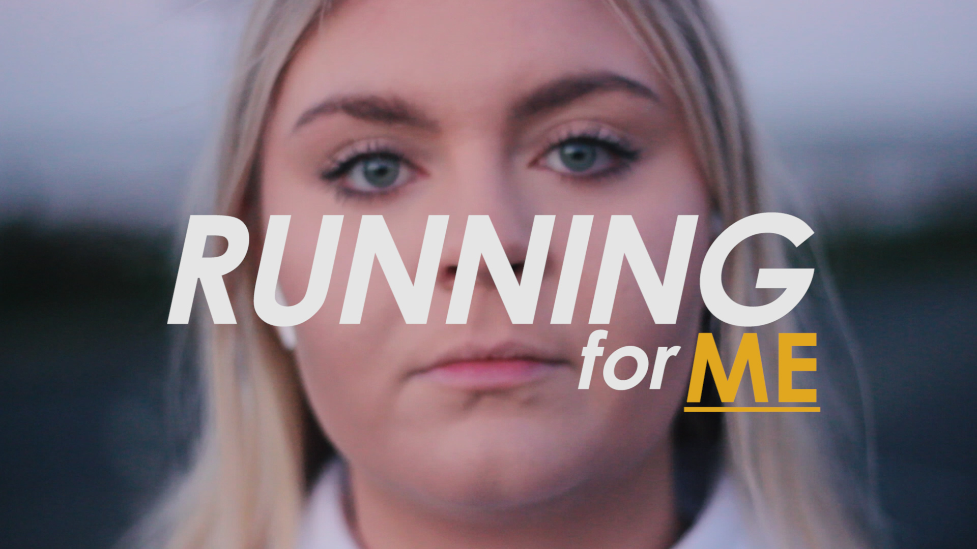 Running for me #ForMeUK