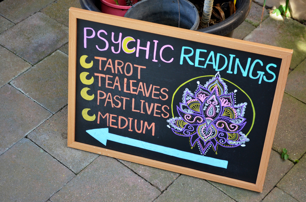 Mediums or just Mind-Readers: My experience with a psychic