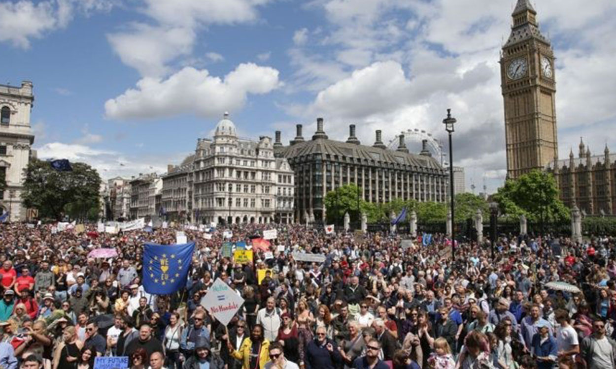 'Cornwall for Europe' gears up for London march