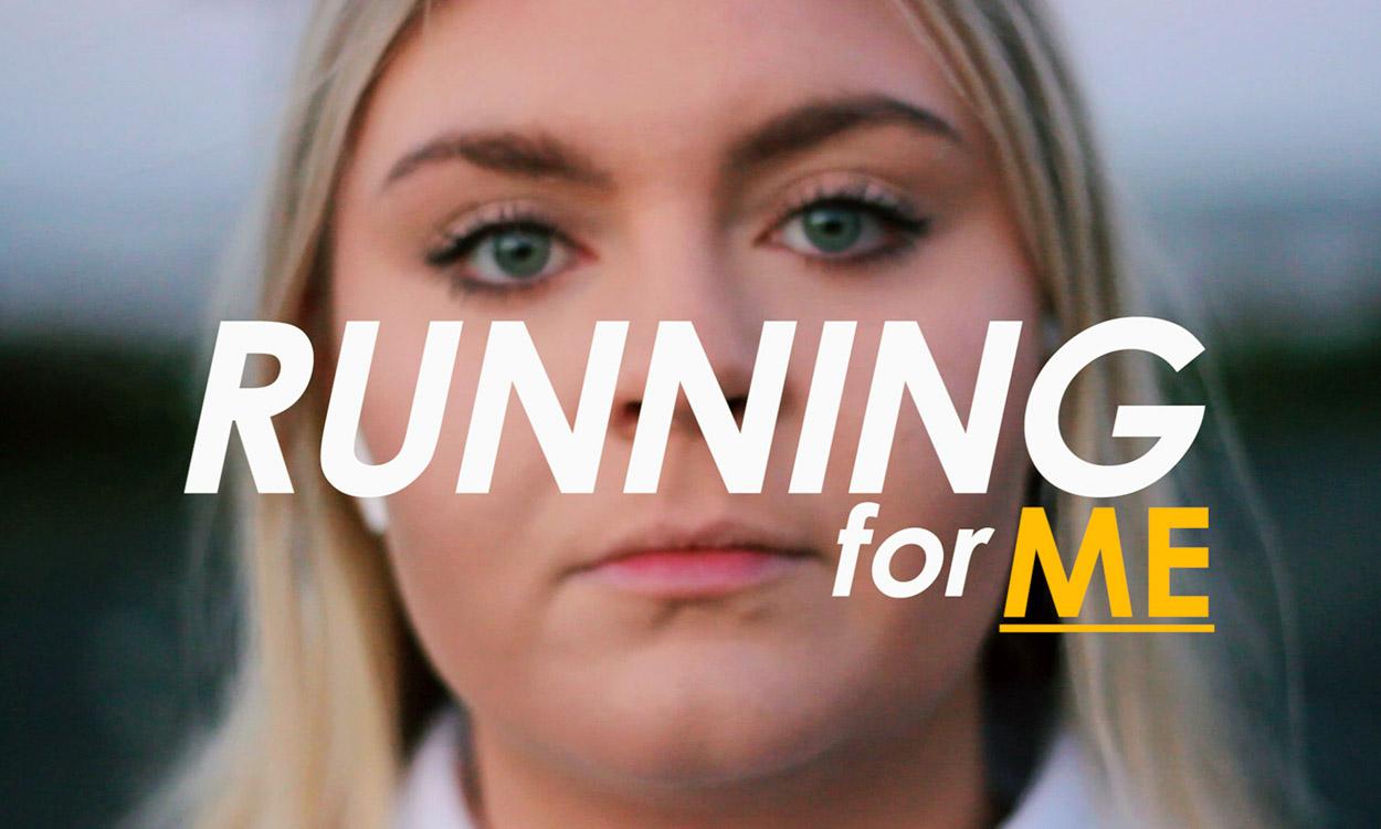 Running for me #ForMeUK
