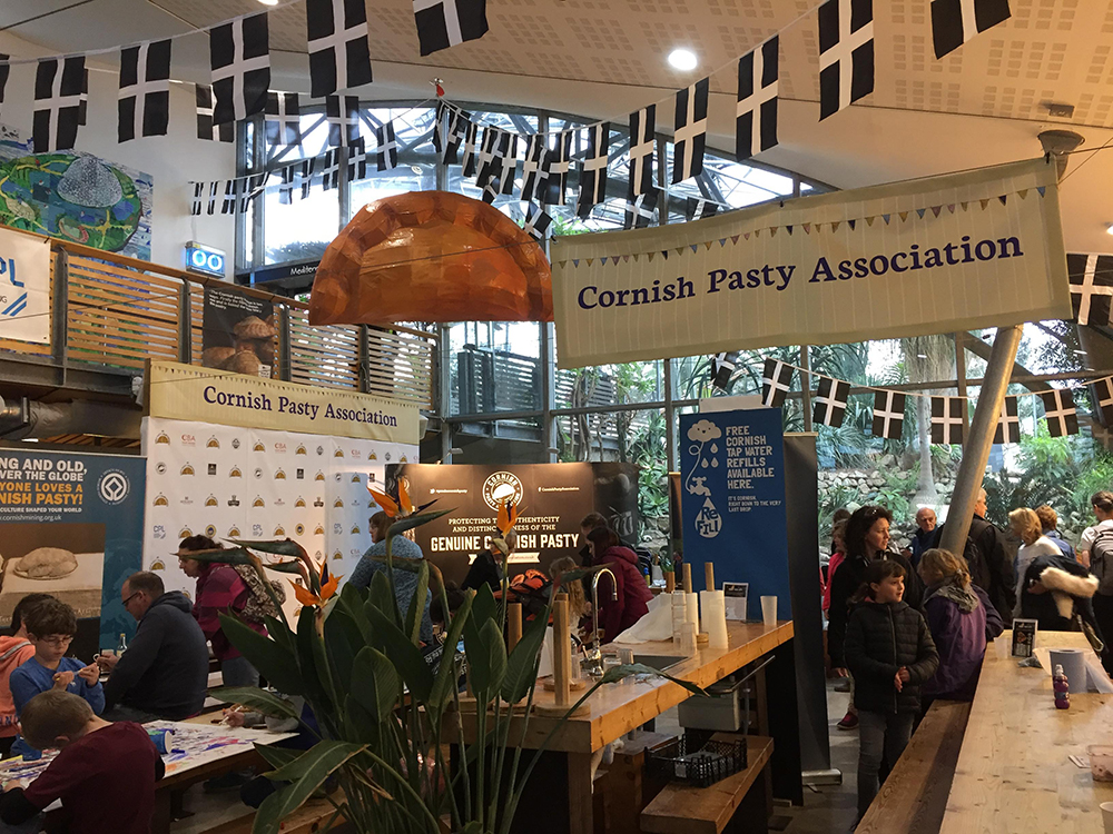 'It's all in the crust': the World Pasty Championships