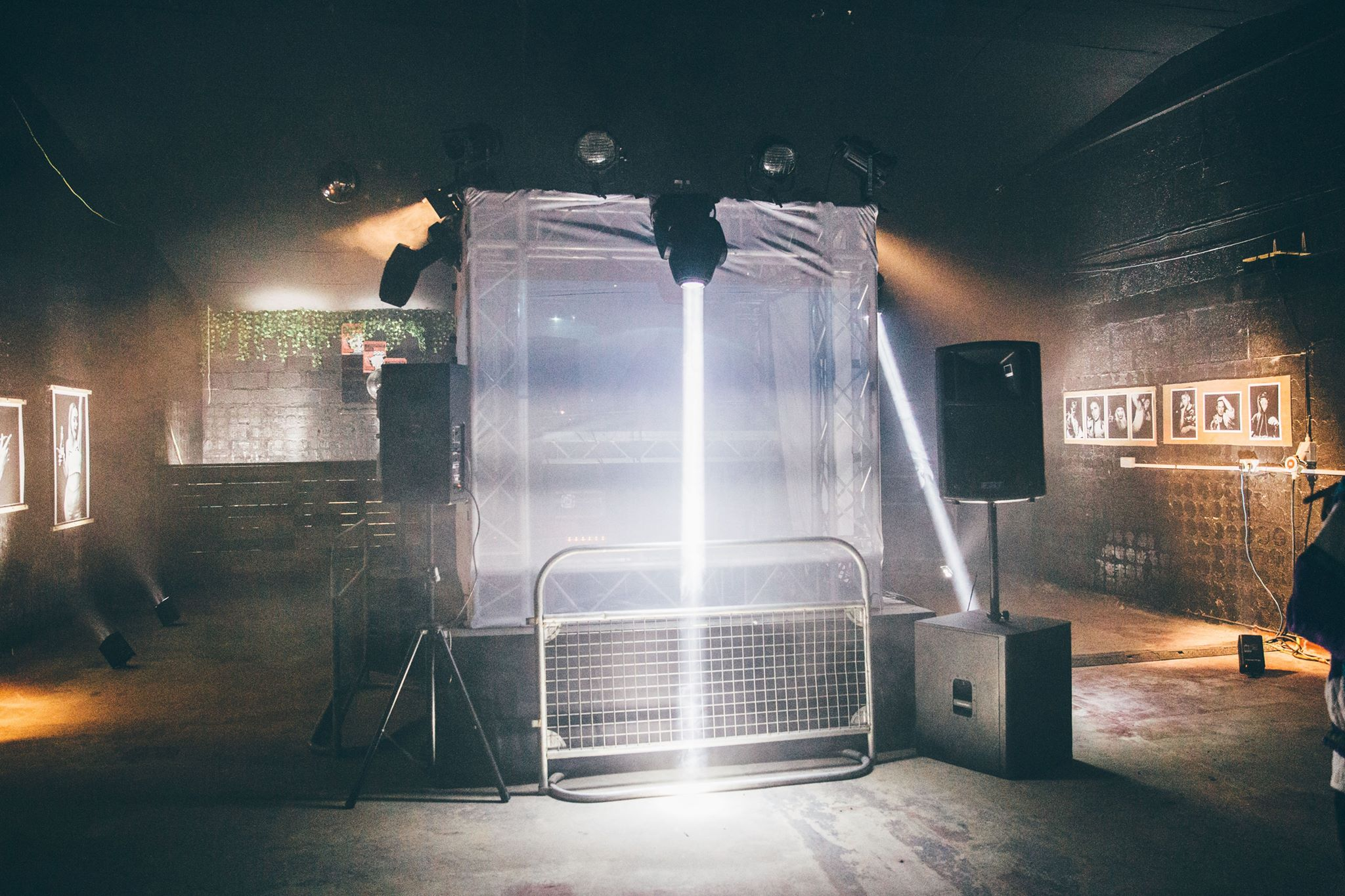 Pillars Exhibition – A Unique Blend of Photography and Rave