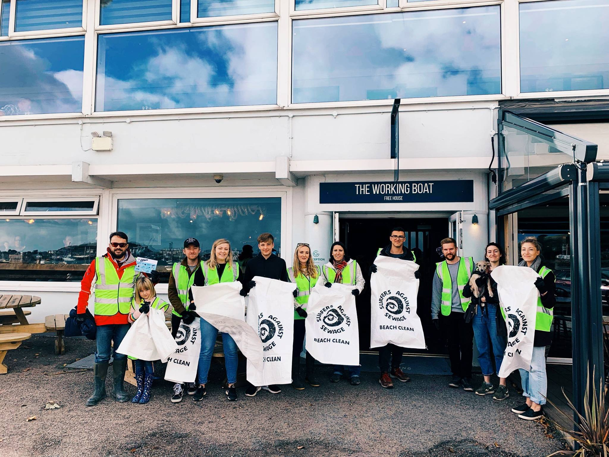SAS Big Spring Beach Clean: Greenbank Beach