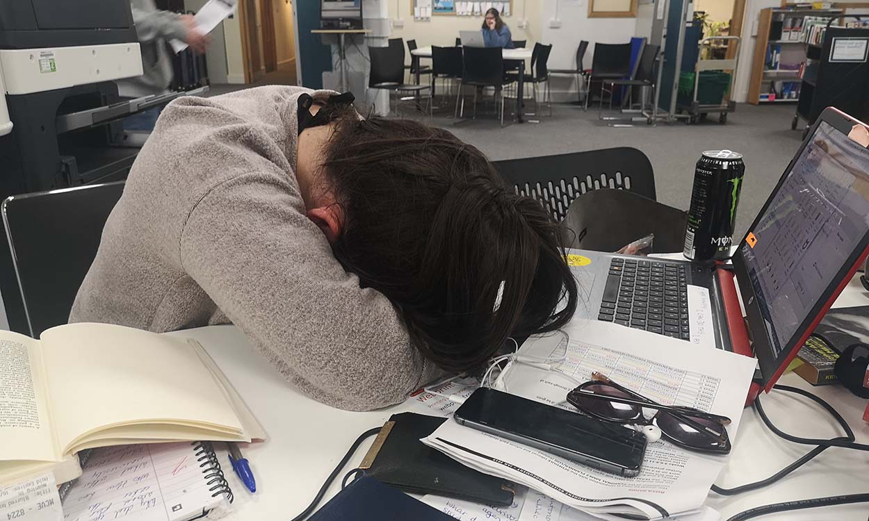 10 steps on how not to do your final year of university