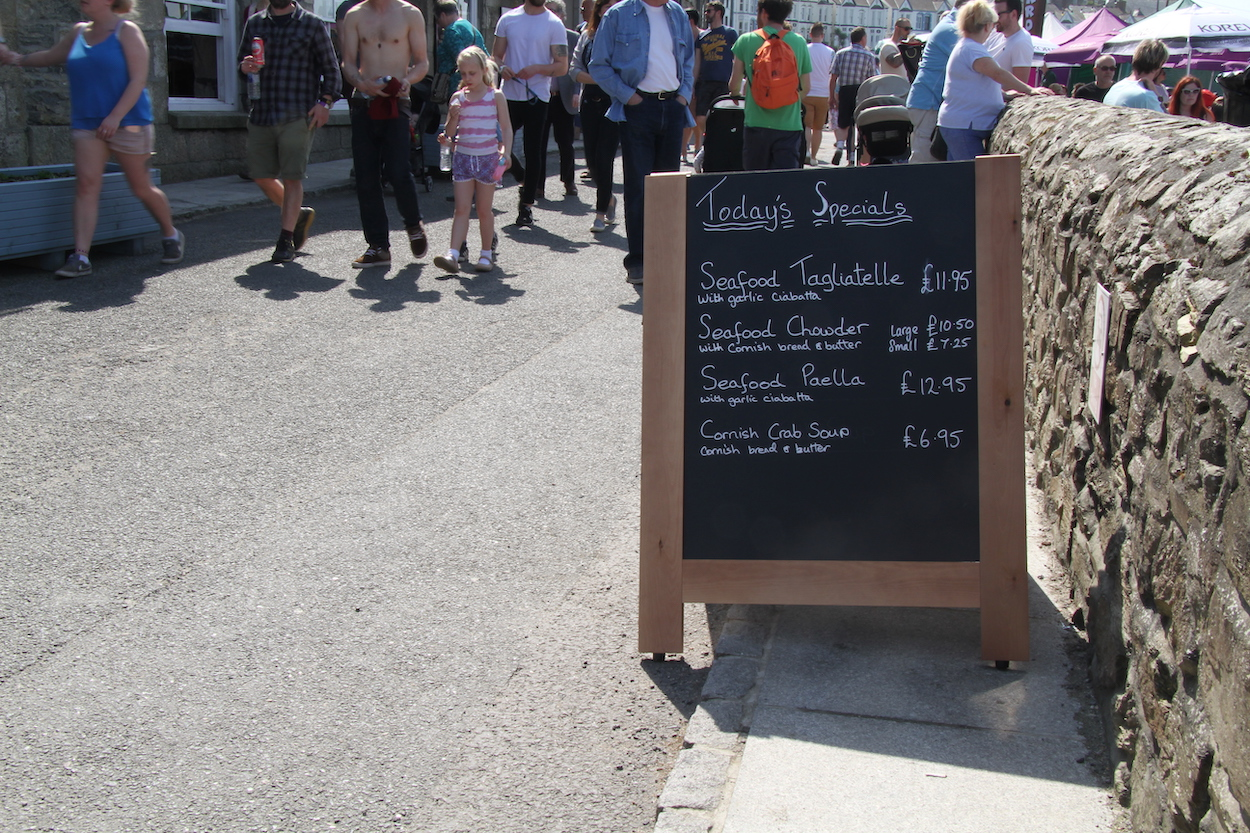 Why local producers love Porthleven Food Festival