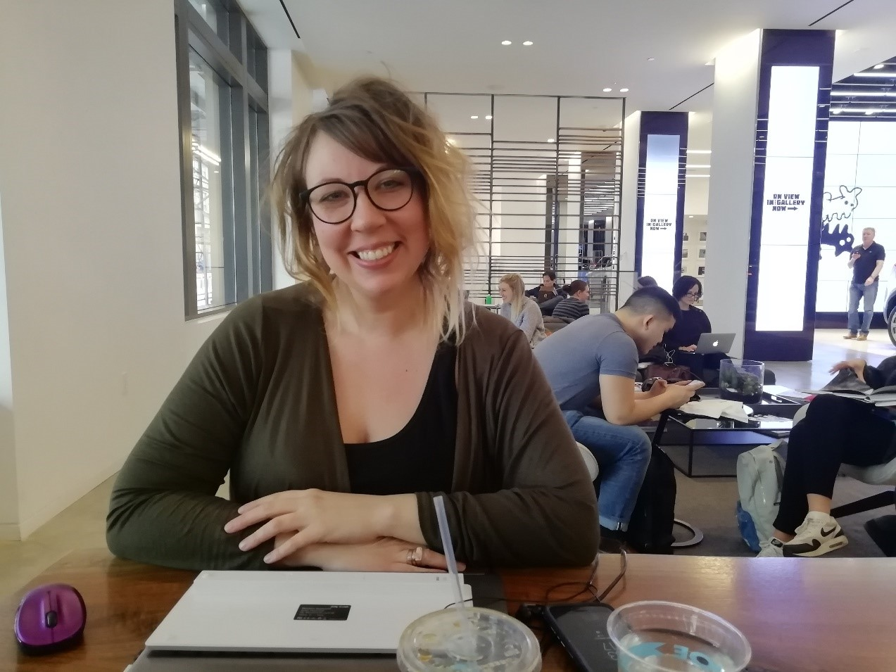 Life as a Freelancer – an interview with Jenni Beckstrom