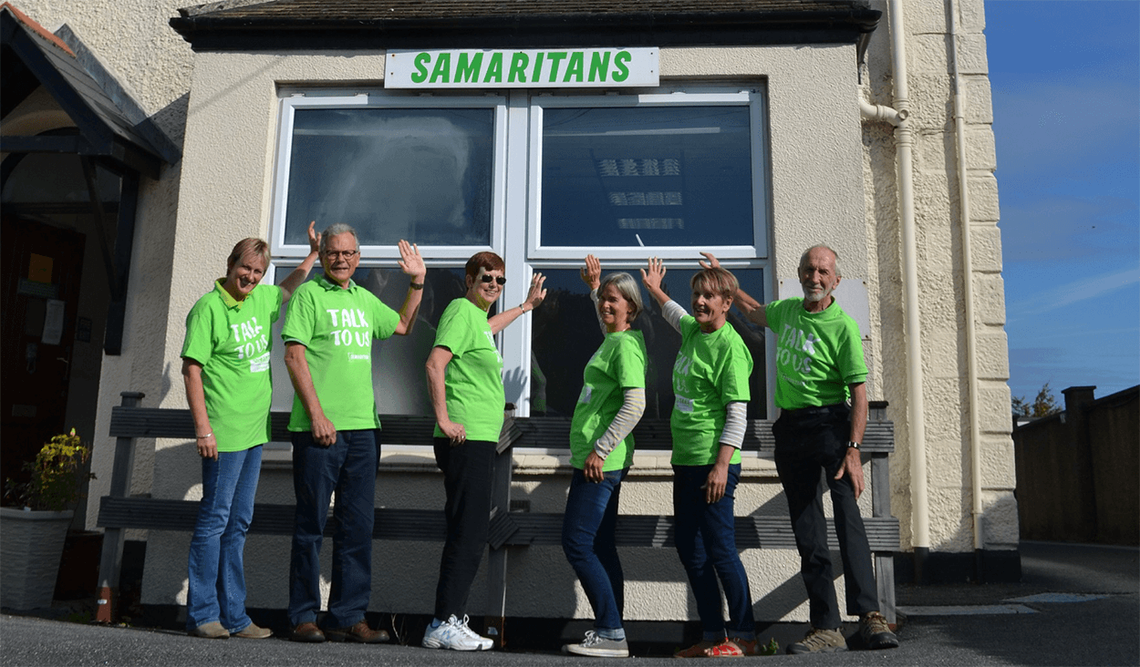 Cornwall Samaritans facing different pressures