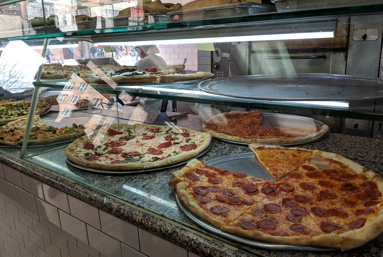 A local's guide to the best pizza in New York