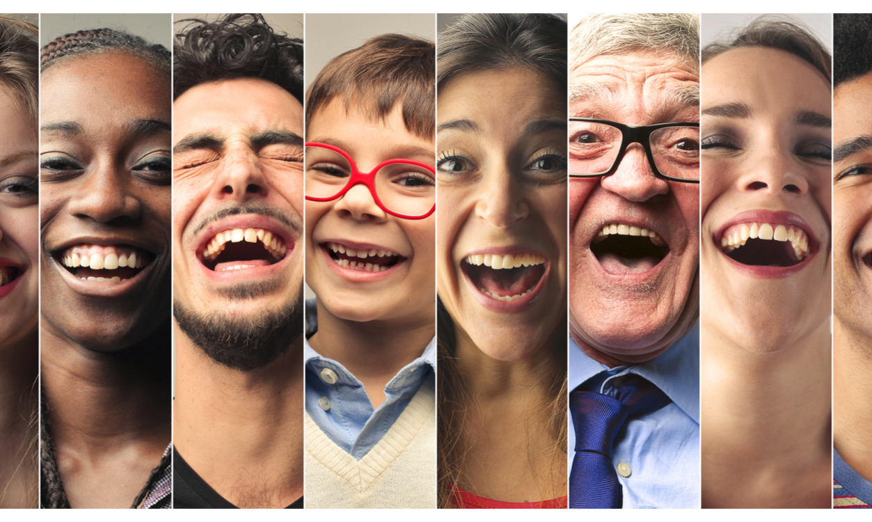 The therapeutic power of laughter
