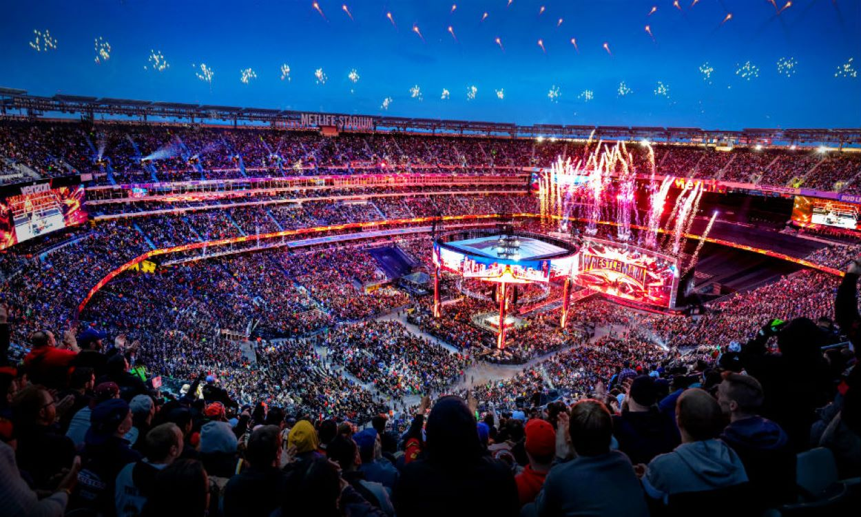Wrestling for Beginners: An Amateur's View on WrestleMania