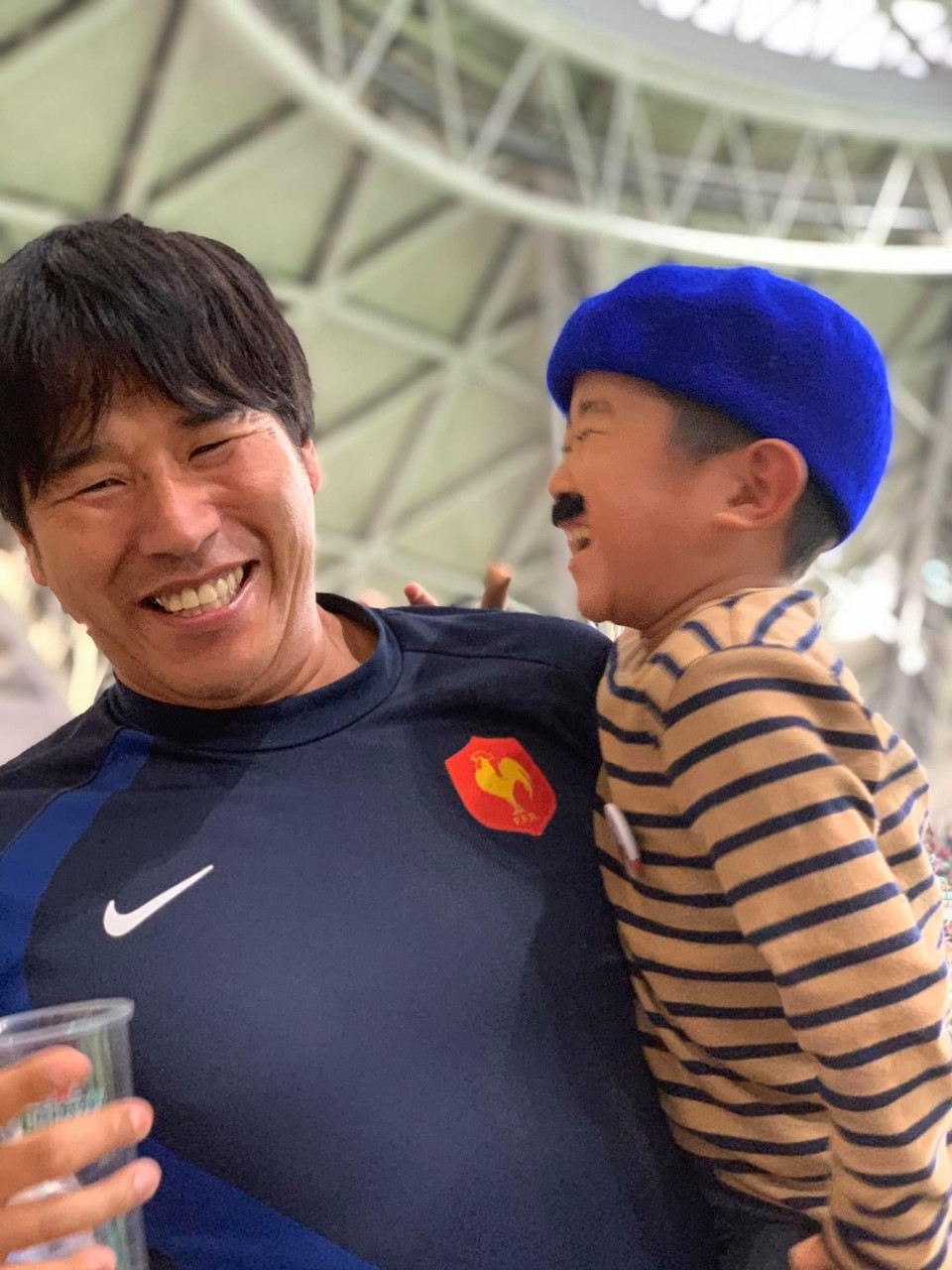 Live from Japan's incredibly welcoming but overwhelming Rugby World Cup