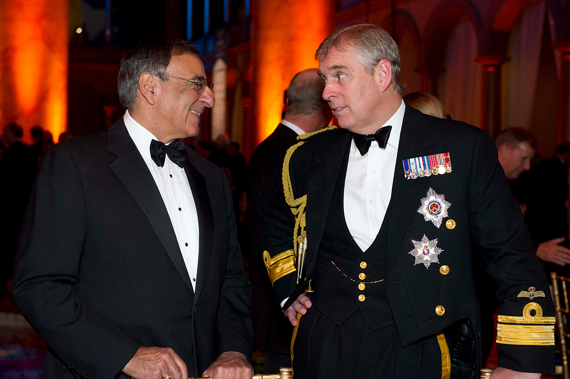 Prince Andrew steps down following ties to Epstein scandal