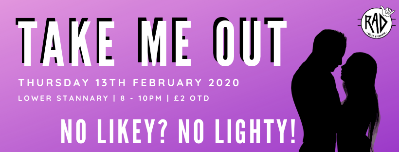 """No likey, no lighty"": Falmouth and Exeter host Take Me Out event"