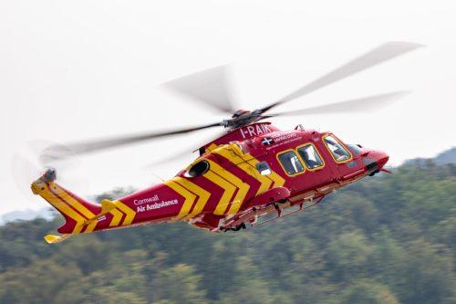 A mega £2.5m raised for new Cornwall Air Ambulance