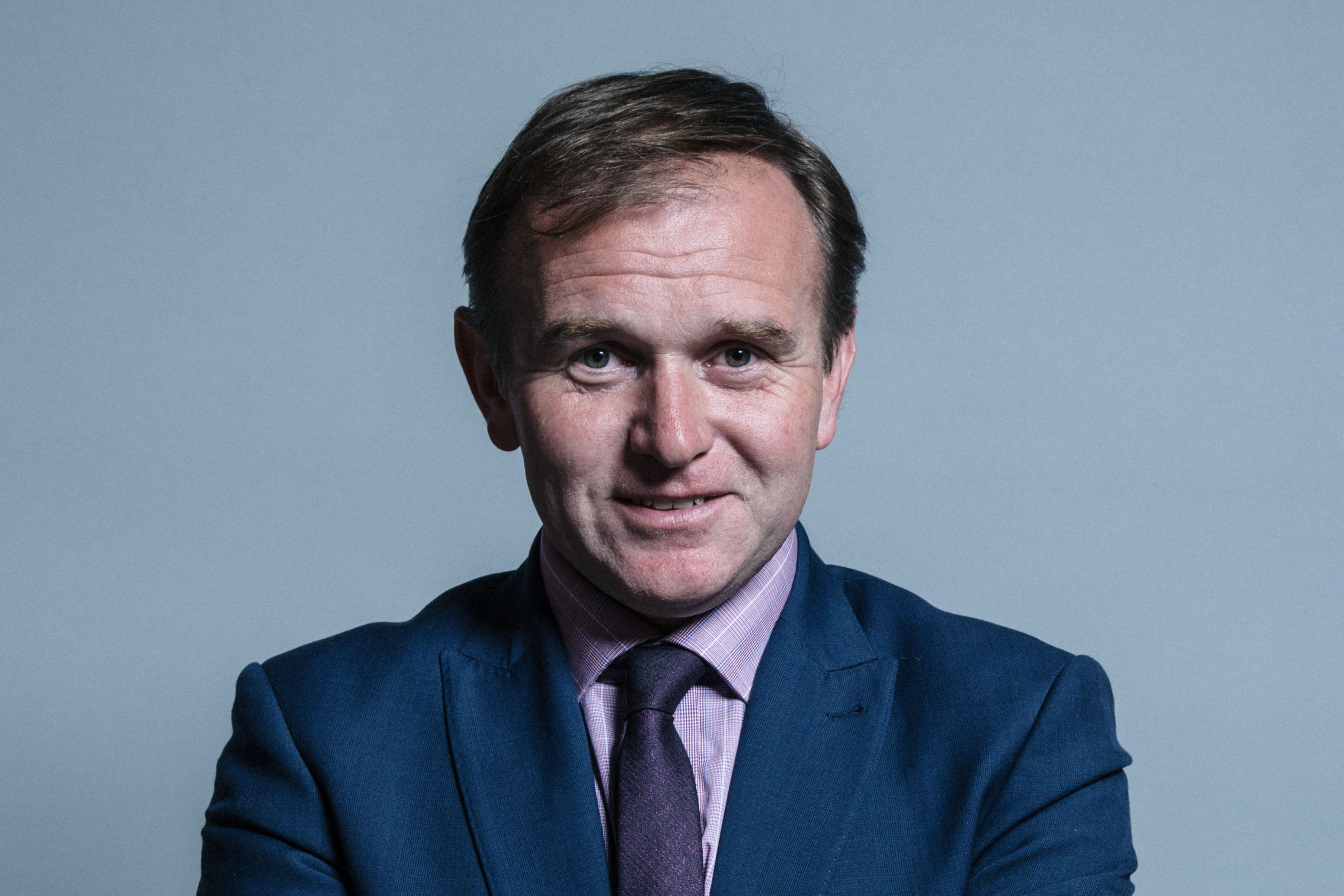 George Eustice promoted to Cabinet after reshuffle