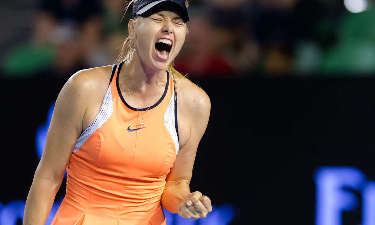 Tennis Star Sharapova Retires Aged 32