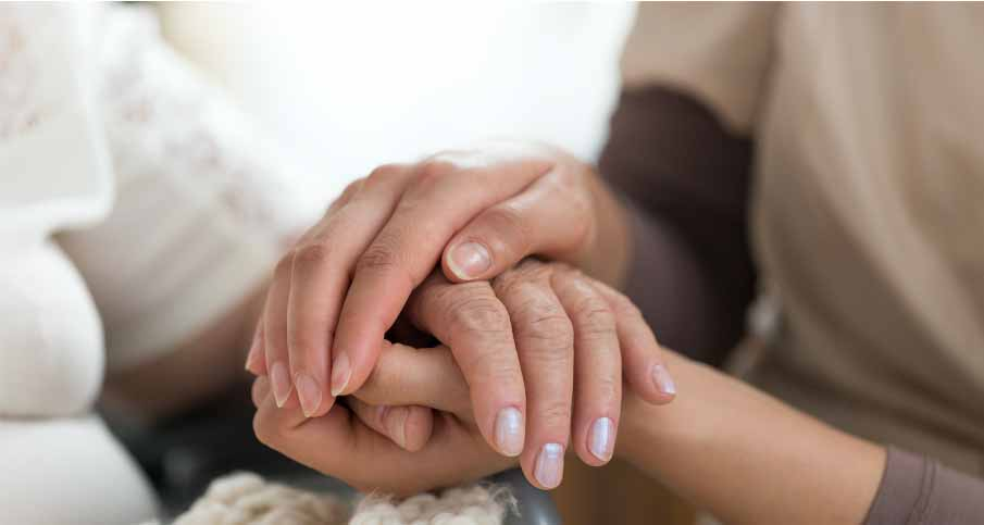 National Caregiver's Day: What about informal helpers?