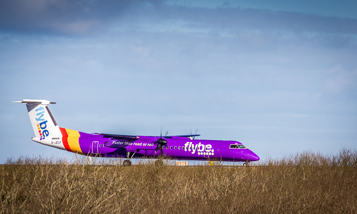 Newquay Airport Introduces Flights To Scotland