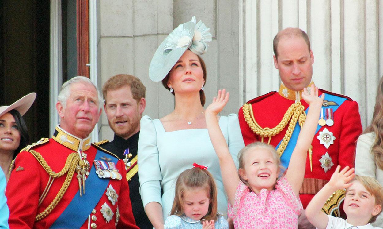Coronavirus Comes For Royals