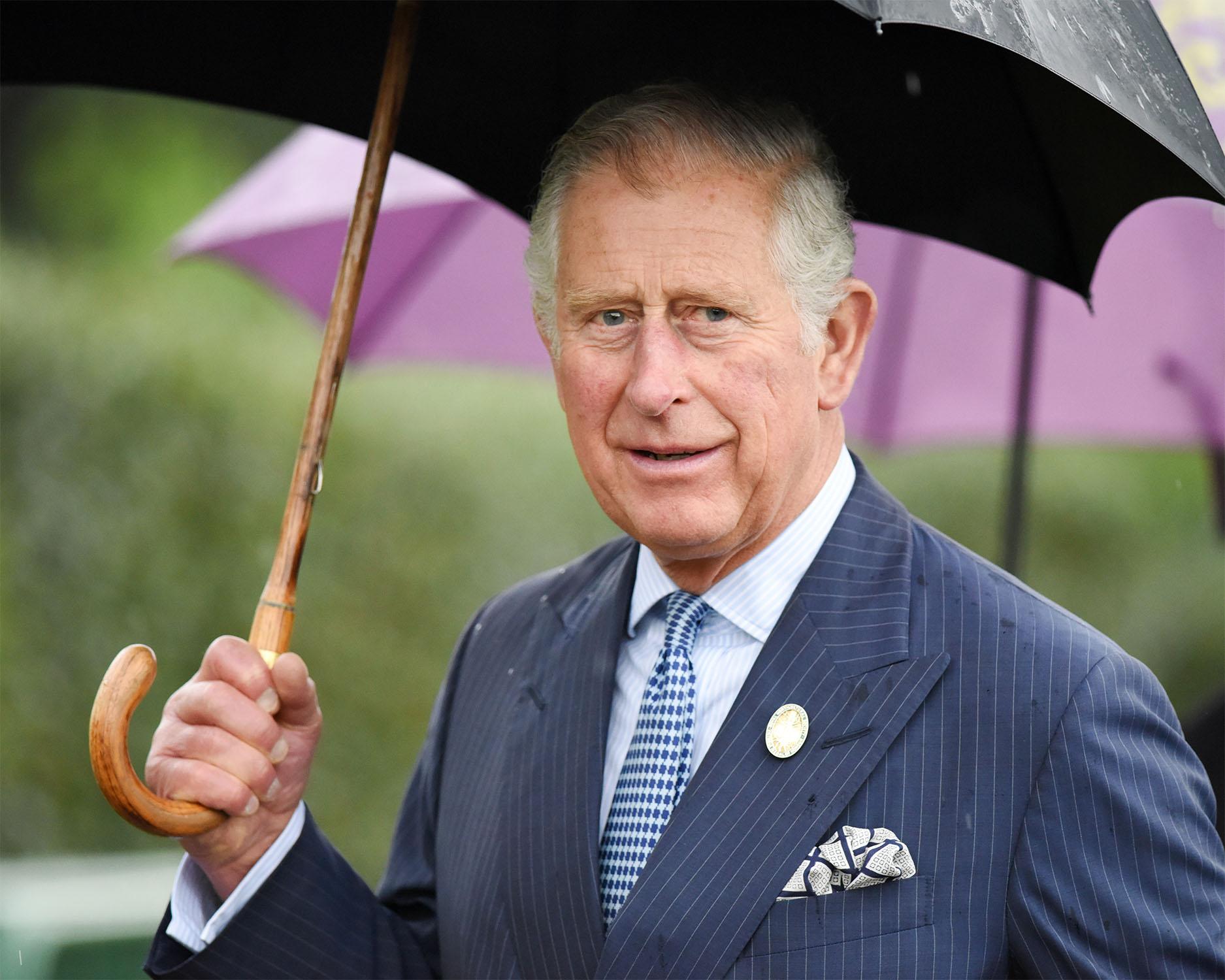 Prince Charles visits Cornwall