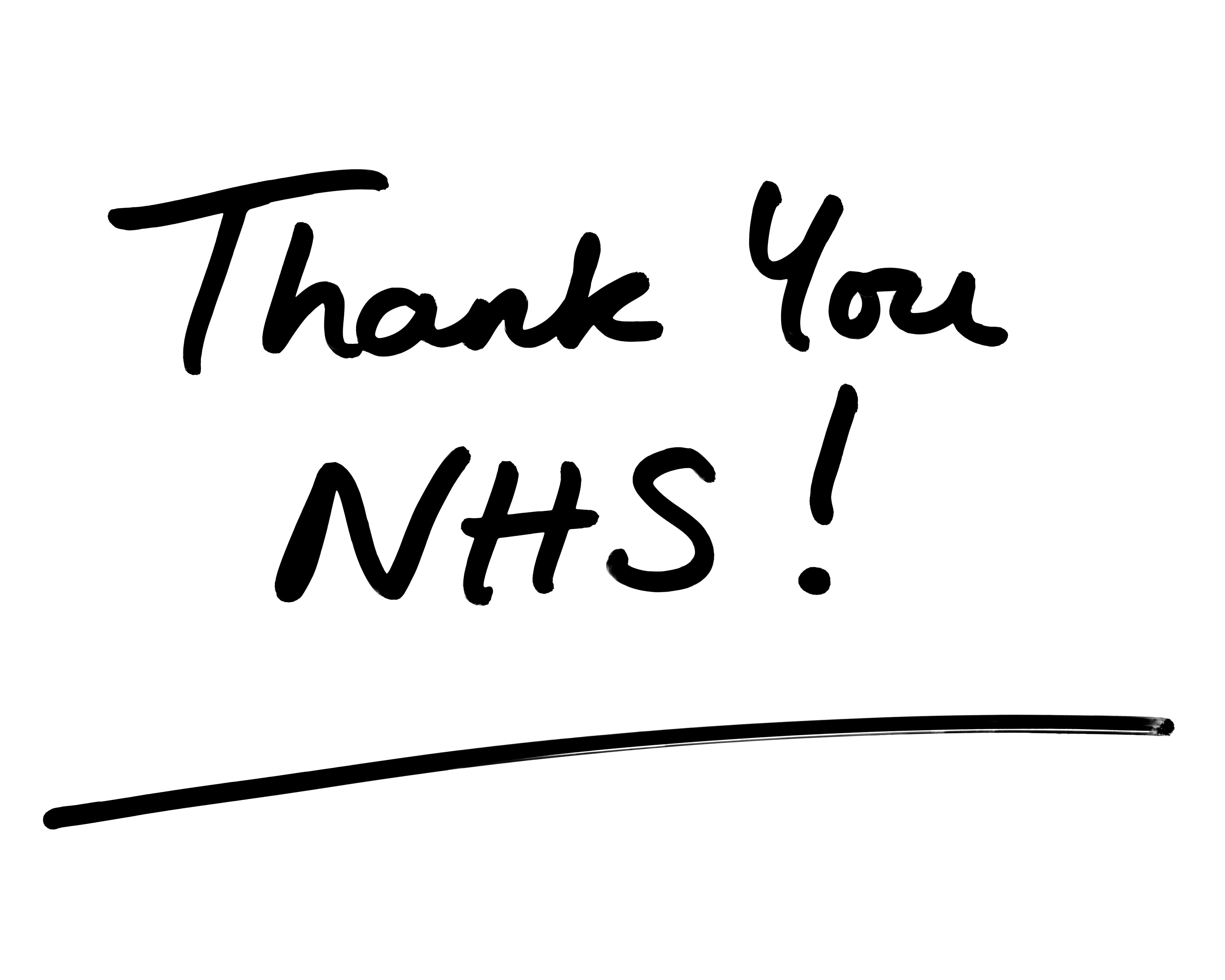 Applause on the doors as UK pays respect to NHS workers