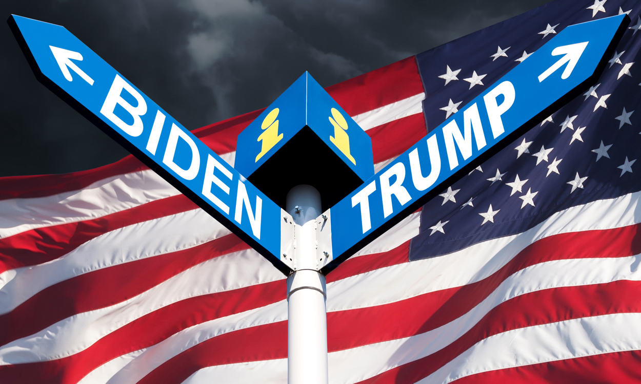 Biden-Trump: The US Presidential debate – as it happened
