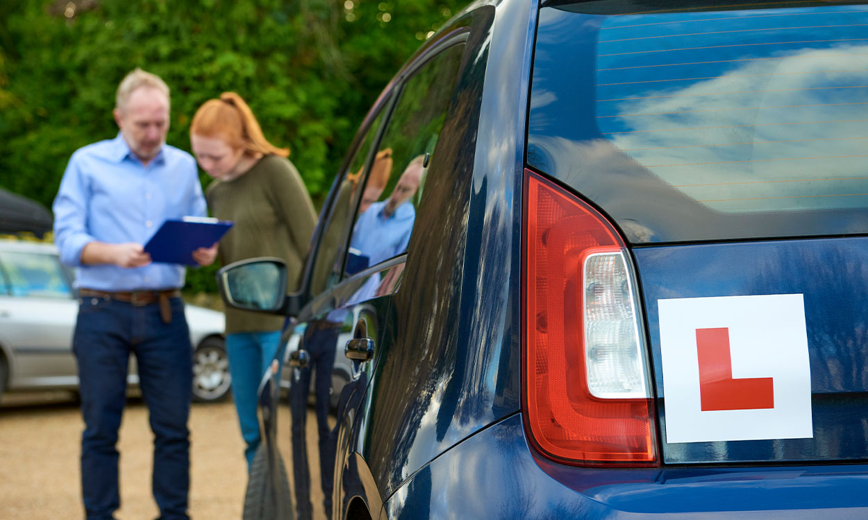Learner drivers in limbo as Covid-19 restrictions delay tests