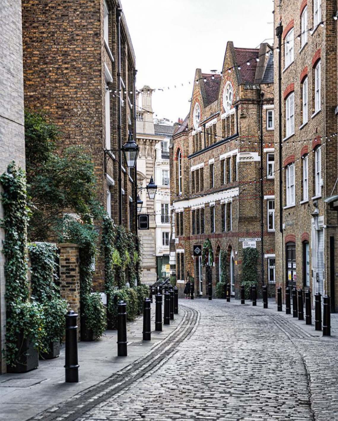Andrea Di Fillipo: Covent Garden