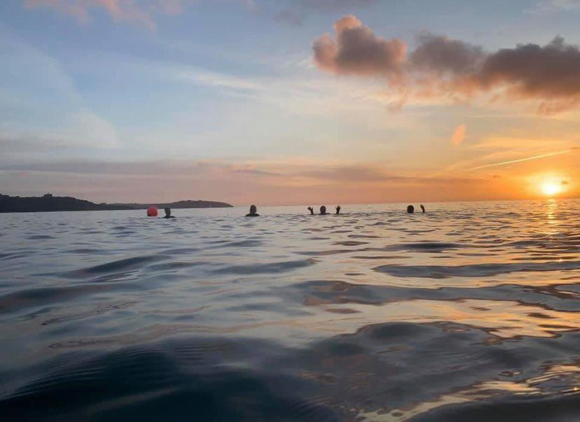 Dive in with 'She Swims' – Cold water swimming in Falmouth
