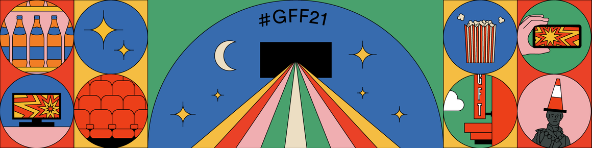Glasgow Film Festival 2021 Banner