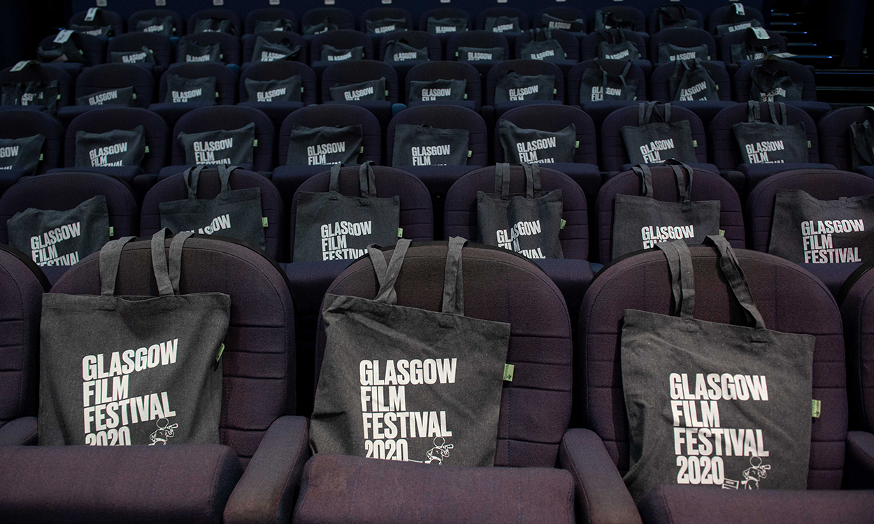 Glasgow Film Festival 2020 Swag Bags