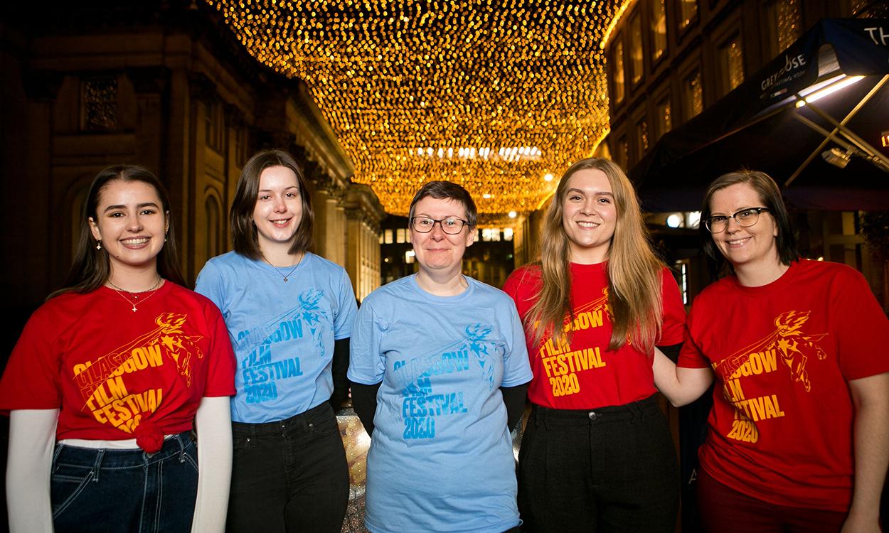 Glasgow Film Festival 2020 Team