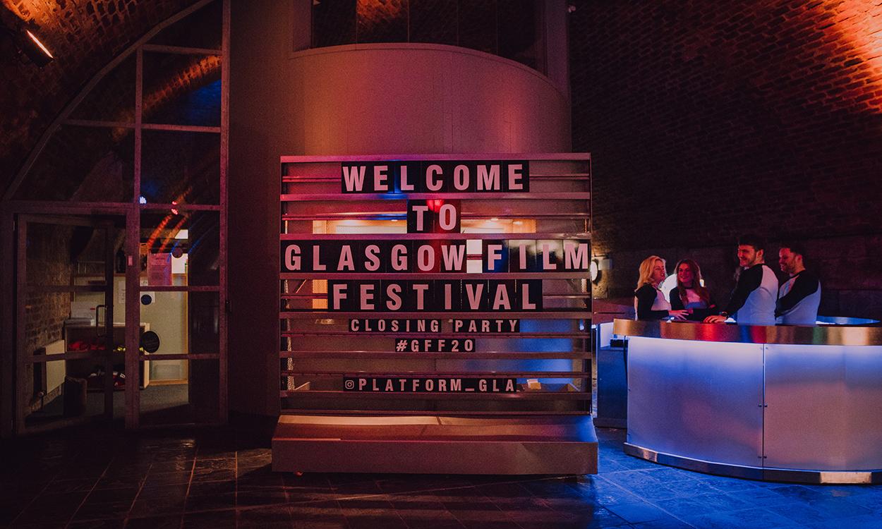 Glasgow Film Festival 2020 Closing Party