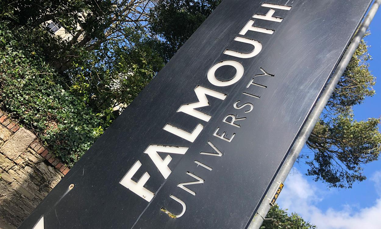 Professor Anne Carlisle OBE stepping down as Falmouth Vice-Chancellor