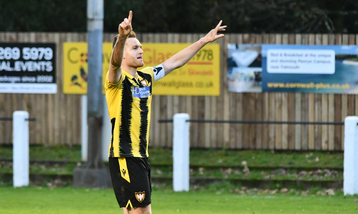 """""""This has been going on far too long"""" says Falmouth Town's James Ward"""