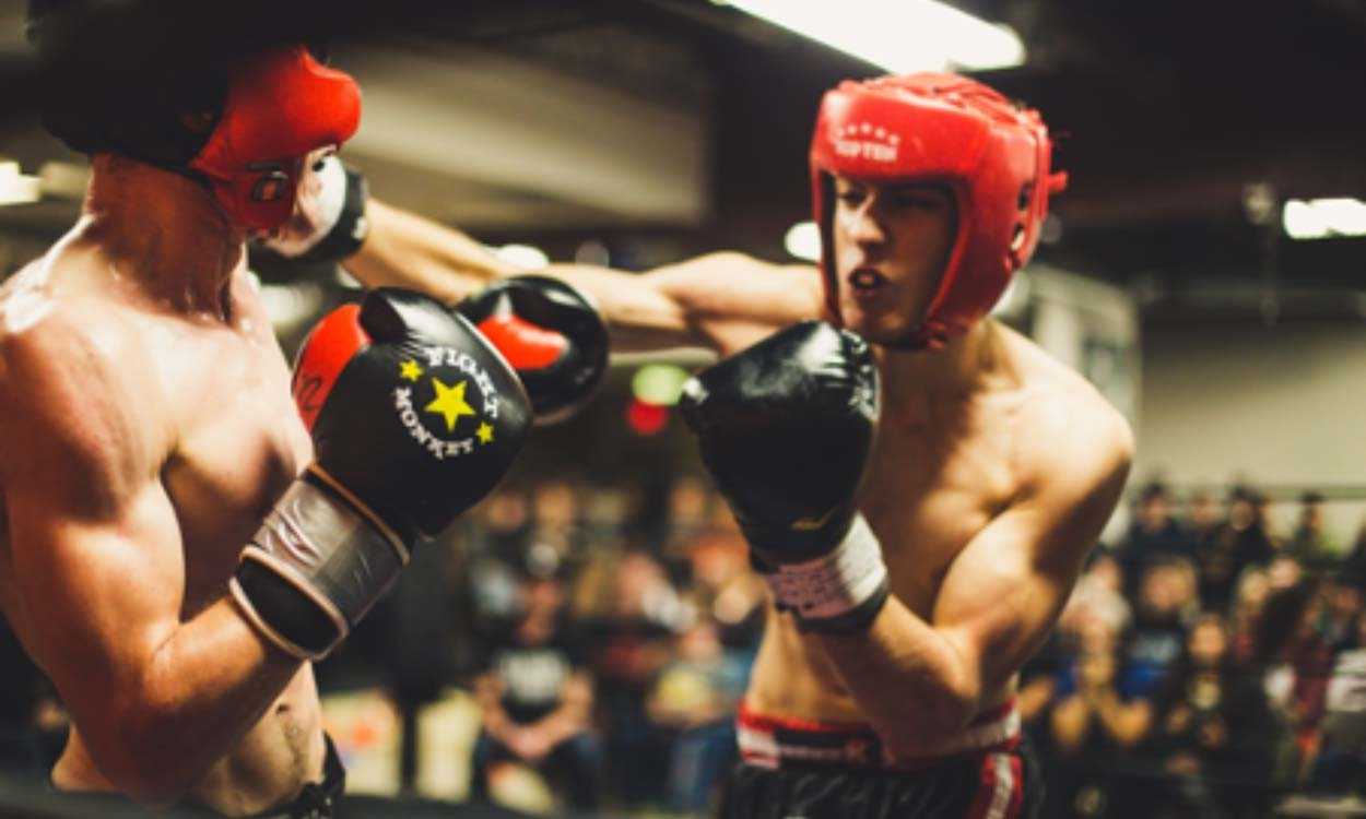 Epic return to the ring for Falmouth Fight Night