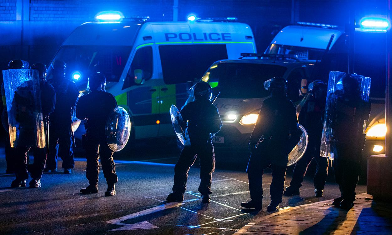 Kill the bill: Protests hit Truro and Bristol